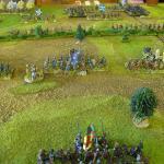Die Schlacht von Lützen 1632 - Spielbericht 30jähriger Krieg