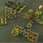 Erstes Field of Glory Renaissance Spiel