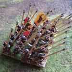 """Spielbericht """"die Schlacht von Barletta 1502"""""""