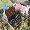 Franzosen besetzen Dorf