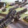 britisch-österreichische Kavallerie