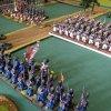 Gardegrenadiere im Vormarsch